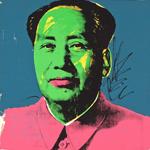 Warhol-Mao